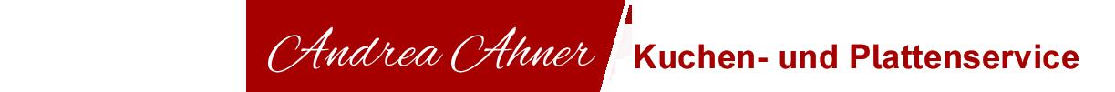 Kuchen- und Plattenservice Andrea Ahner im Altenburger Land