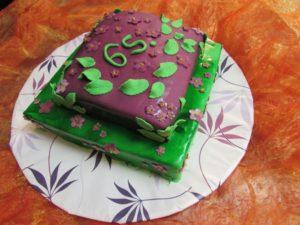 Kuchenservice Geburtstagstorte